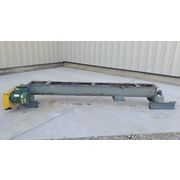 "Used 9""dia. X 9' Screw Conveyor (Center Discharge)"