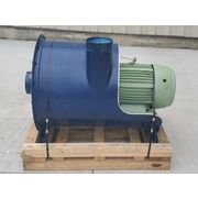 Used 50 HP Spencer Industrial Vacuum Blower Model 30107C1