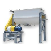 Ribbon Blender, 170 Ft3 Capacity, Carbon Steel Construction, 40 HP