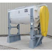 Used 95 Cu. Ft Industrial Ribbon Blender Stainless Steel Jacketed