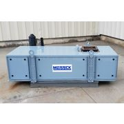 "Used 18"" wide x 75"" Long Merrick Weigh Belt Feeder"