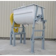 Used 87 Cubic Ft Strong Scott Stainless Steel Double Ribbon Blender Jacketed
