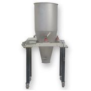 Used Stainless Steel K-tron Weigh Scale Hopper