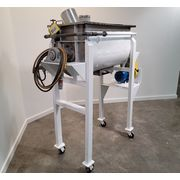 Used 6 Cubic Foot Stainless Steel Jacketed Ribbon Blender