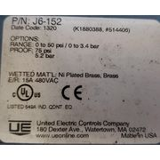 Square D Heavy Duty Fused Safety Switch Disconnect - 200amp