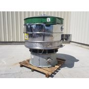 "Used 48"" Sweco Three Deck Screener Separator Stainless Steel LS48S66"