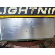 Used 5HP Lightnin Top Entry Liquid Mixer - Series 10 (can work as railcar mixer)