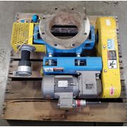 "Used 8"" Dia. Ancaster Conveying Rotary Airlock Valve"