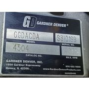 Unused Surplus Gardner Denver Blower CAT 4504 Model GGDACDA