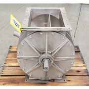 "12"" x 18.75"" Donaldson Rotary Feeder Valve Stainless Steel - Size HD"