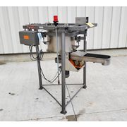 "Used Arbo 10"" Wide x 32"" long Engineering Vibratory Feeder Model KDA-D/100"