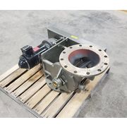 "Used 10"" Rotolok Offset Side Entry Rotary Valve"