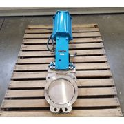 "Used Bray/VAAS 10"" Series 950 Unidirectional Knife Gate Valve"