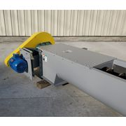 "Used 18"" dia. X 12' Long LinkBelt 10HP Screw Conveyor"