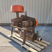 Used Kice Industries 20HP PD Blower Package - PD5000