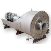 Used Spencer Turbine Co Gas Booster Stainless Blower 15HP Model C-1510-H-MOD