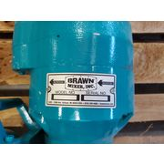 2HP Brawn Top-entry Clamp Mount Mixer - BG Series