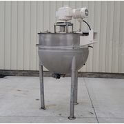 Lee Metal Products 200 Gallon Stainless Steel Jacketed, Scraped Surface Kettle