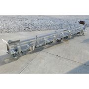 "Used Cloud LLC Cumulus System Round O-ring Band Conveyor - 7.5""W X 11'L [PARTS]"