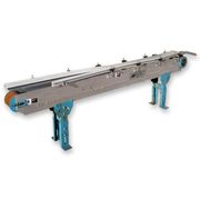 "Used 6""W X 8'L Slider Bed Belt Conveyor [PARTS]"