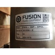 Used 7.5HP Fusion PXG Mixer Agitator Drive