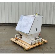 Used Bag Dump Station with Sifter / Lump Breaker