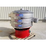 "New 48"" Dia. Screener Separator Sifter GyroScreen Two deck Stainless Steel"
