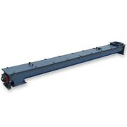 "NEW 6"" Dia. X 10' Long Industrial Screw Auger Conveyor carbon steel"