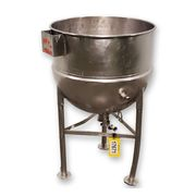 Used 30 Gal. Groen Mfg. Sanitary Stainless Steel Jacketed Kettle