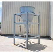 Used 60 Cubic Foot Round Storage Bin Hopper
