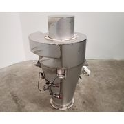 "Used 24"" Dia. Stainless Steel Kice Cyclone Separator"