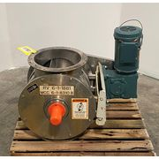 "Used 12"" Kice Industries Stainless Steel Rotary Airlock Model VBS 16X12"