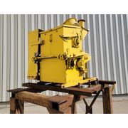 "Used Roskamp Roller Mill - 9"" X 18"""