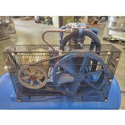 Used 10HP Quincy Air Compressor QT-10 Reciprocating Piston, 36 CFM @ 100 PSI