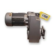 Used 2HP Nord Shaft-mounted Helical Gearmotor - 32RPM