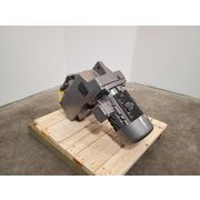 Used Nord 10HP Helical Shaft-mount Gearmotor - 24RPM