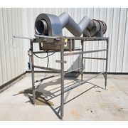 Used Patterson Kelley Stainless Steel Continuous Zig Zag Blender