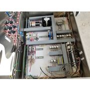 Used Micrologix PLC Allen-Bradley Panelview Plus 700 in Industrial Control Panel