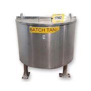 Used 50 Gallon Stainless Steel Tank