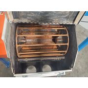 Used Kice Industries Rotary Stream Splitter Lump Breaker Conditioner Rotary Cage