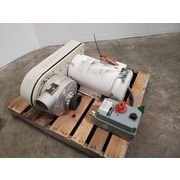 Used 15HP Republic Blower Systems Centrifugal Blower - RB1200HC