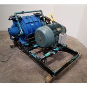 Used 75HP Nash CL1002  Liquid Ring Vacuum Pump