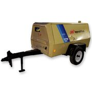 Used Ingersoll-Rand Diesel Portable Air Compressor 175