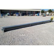 "New KWS Manufacturing 10"" Dia x 30' Long Industrial Screw Auger Conveyor"
