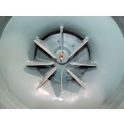 "Surplus 3900 CFM @ 14"" SP New York Blower Fan Size 22 ACF Class 3 Unused!"