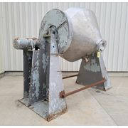 Used Stainless Steel Double Cone Blender - 120 Cu Ft