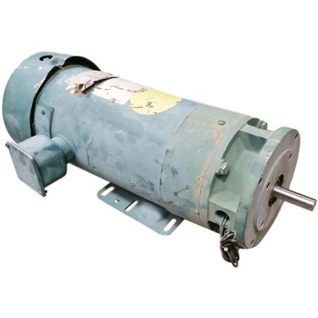 3 4 hp reliance dc electric motor 1725 rpm motors drives for 450 hp electric motor