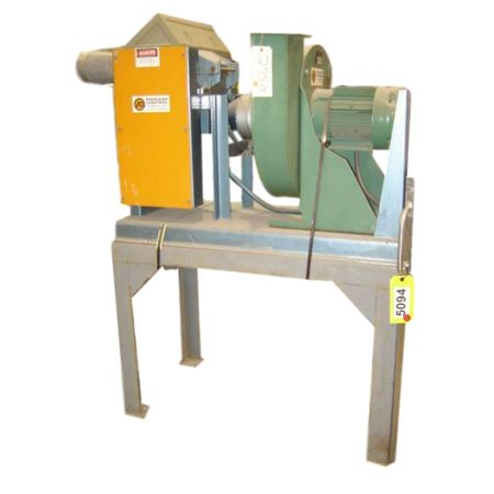 1  HP Process Control Grinder Package - Model GCANOIN