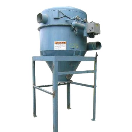1300 CFM Carbon Steel Dust Collector, 182 sq Ft