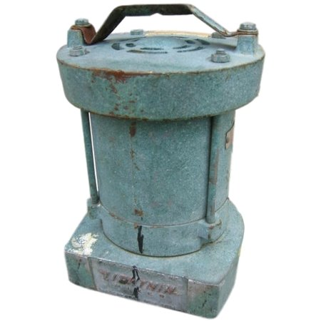 Used 0.5 HP LIGHTNIN MIXER MODEL NS-2